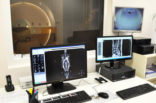 Snímky poskytujú nové možnosti diagnostiky.