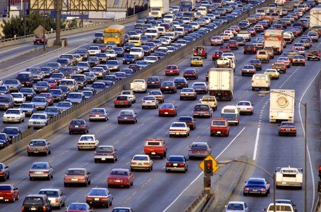 Na svete jazdí už viac ako jedna miliarda automobilov.