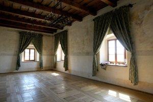 Citlivá obnova maximálne rešpektuje historické hodnotty Vodného hradu.