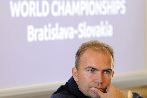 Riaditeľ VŠC Dukla Richard Galovič.
