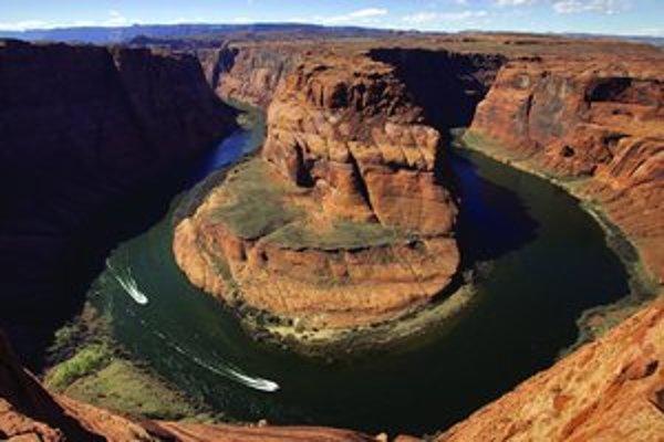 Umelo spustené záplavy by mali pomôcť ekosystému Národného parku Grand Canyon. O niečo podobné sa už snažili aj v rokoch 1996 a 2004.
