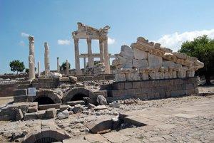Akropola Pergamon.