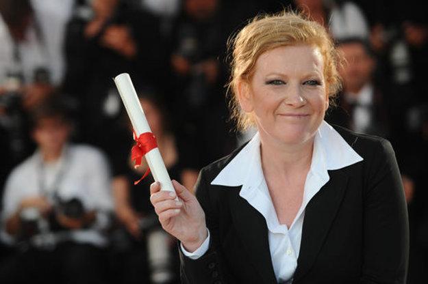 Andrea Arnold získala Cenu poroty v roku 2009 za film Fish Tank.