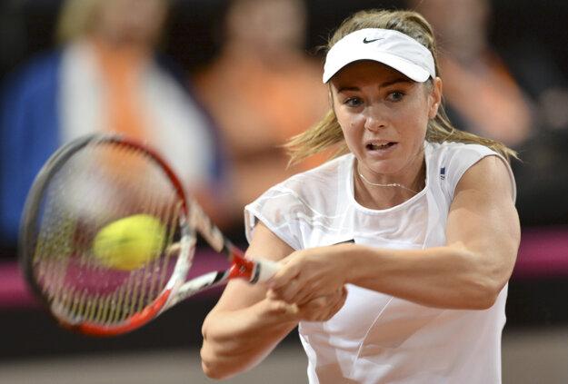 Kristína Kučová zabojuje o účasť v hlavnej súťaži.