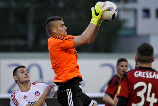 Talentovaný Adam Jakubech patrí medzi opory Spartaka Trnava.