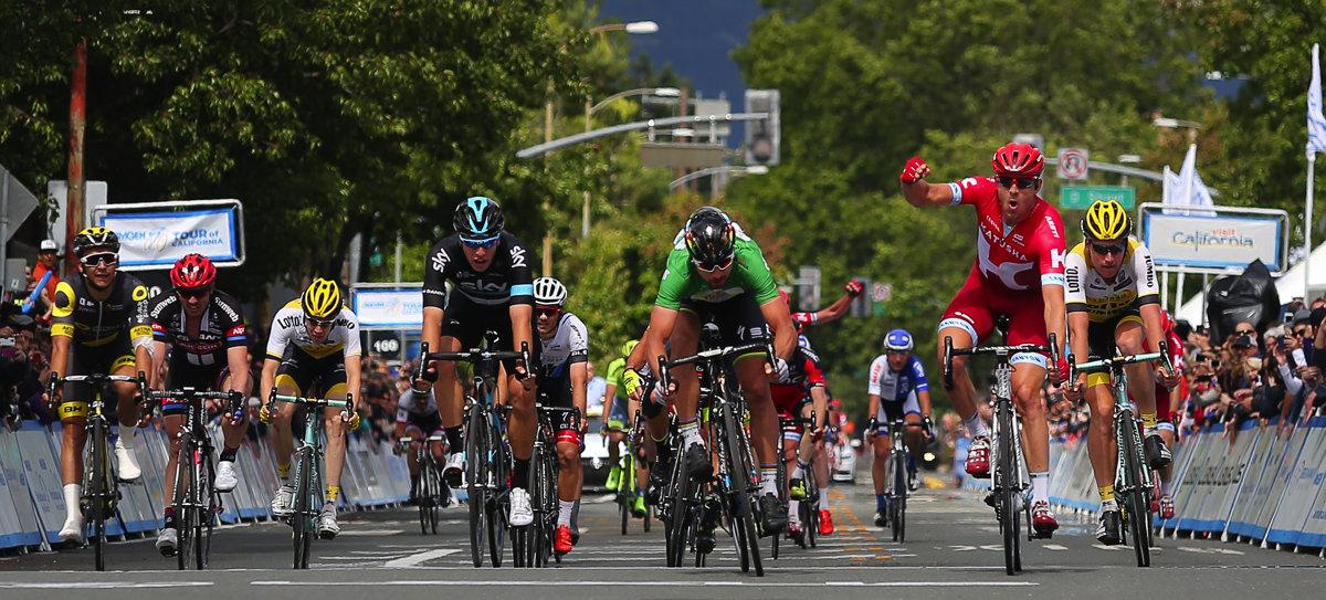 52c880ddc6b7e Peter Sagan skončil v 7. etape Okolo Kalifornie druhý - sport.sme.sk