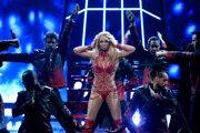 Britney Spearsová v skvelej forme