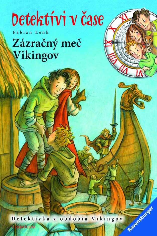 Jeden z najnovších preložených dielov detskej knižnej série.