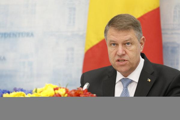 Rumunský prezident Klaus Iohannis vymenoval dočasného premiéra.