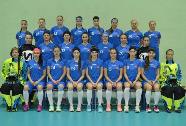 Reprezentačný tím Slovenska U19.