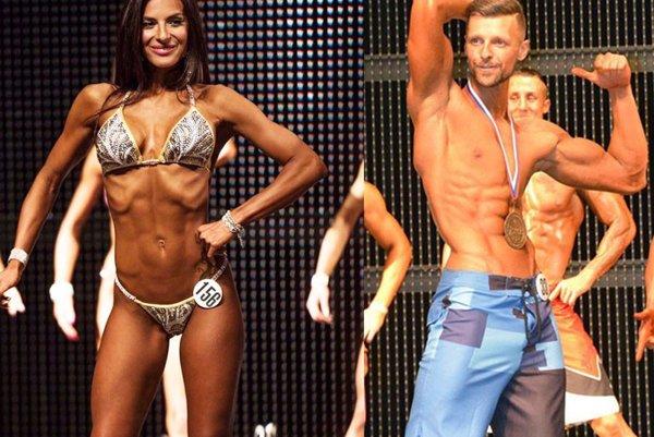 Dominika Gajdošová a Viktor Piroš získali republikový titul majstra.