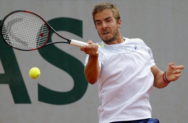Andrej Martin postúpil na Roland Garros do 3. kola.