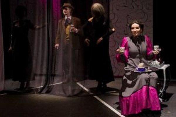 Z predstavenia Ilona, žena Hviezdoslavova.