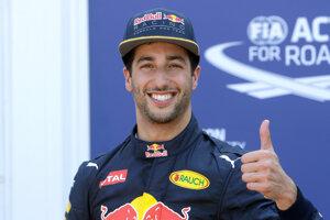 Ricciardo triumfoval v kvalifikácii na VC Monaka.