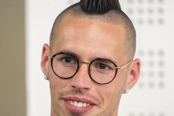 Marek Hamšík je podľa UEFA najväčšou hviezdou Slovenska.