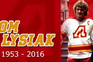 Lysiak patril vo svojej ére medzi rešpektované hokejové postavy.