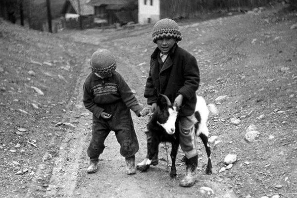 Ako karhali neposlušné deti naši predkovia? Pobavte sa.