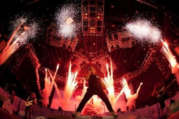 Koncert Iron Maiden bude veľkolepý.
