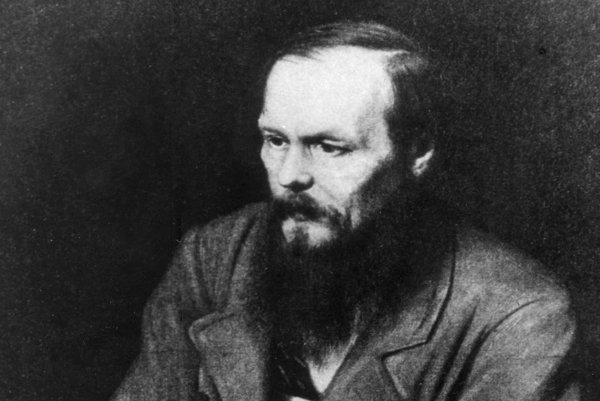 Fjodor Michajlovič Dostojevskij.