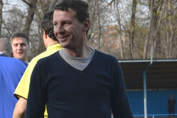 Tréner LAFC Tomáš Boháčik.