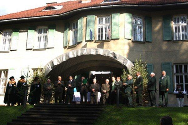 Oslavy Dňa Svätého Huberta sa budú konať v nedeľu 4. októbra v Kaštieli v Oščadnici.