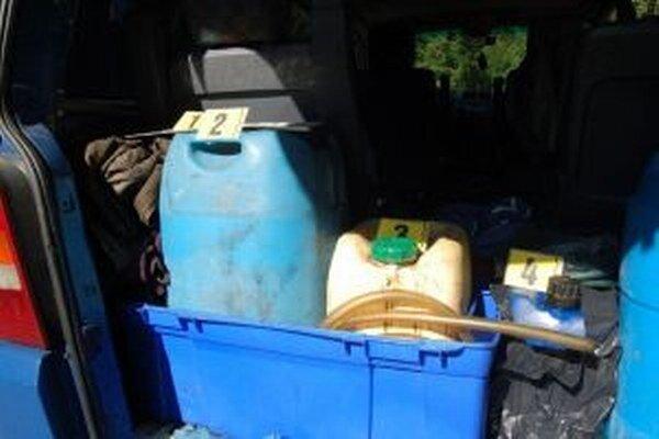 Tridsaťdeväťročný Slovák sa bude zodpovedať za krádež motorovej nafty.