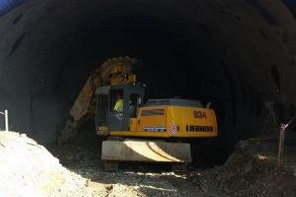 Tunel Svrčinovec bude dlhý vyše 400 metrov.
