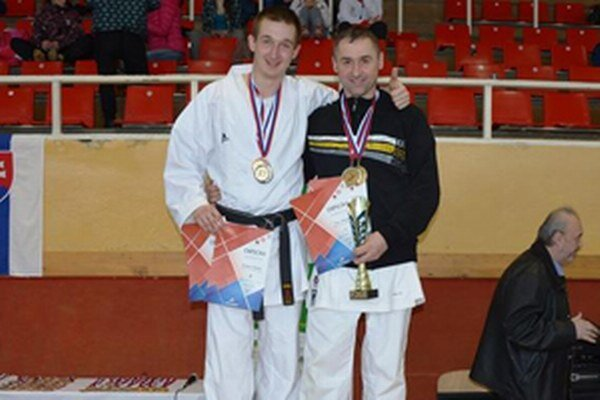Kristián Michalec a Peter Michalec uspeli na MSR v Žiline.