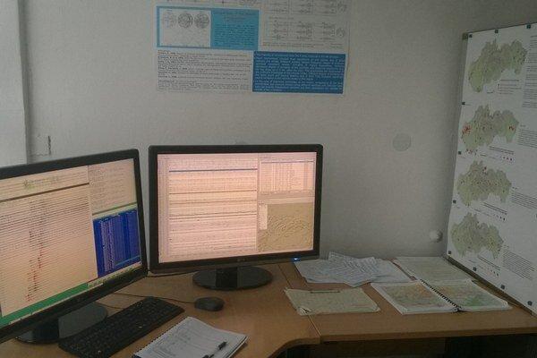 Na analyzačnom pracovisku SAV registrovali otrasy na juhu Slovenska začiatkom roka.