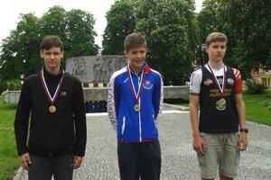 Uplynulú sobotu sa v Spišskej Novej Vsi konali Majstrovstvá SR v duatlone.  Na trati 3 km beh f6a7d4c9724