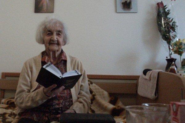 Margita Sadloňová.