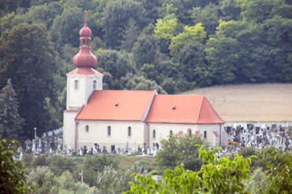 Kostol sv. Martina.