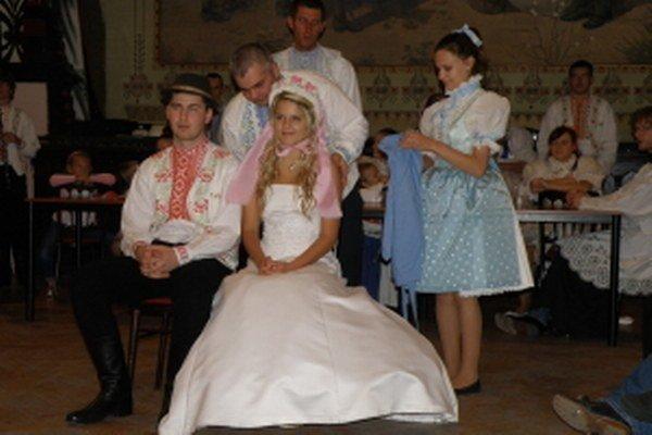 Skalická svadba mala veľký úspech.