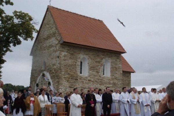 Kostolík sv. Margity Antiochijskej v Kopčanoch pamätá Veľkú Moravu.