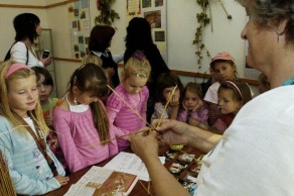 V Centre voľného času sa holíčske deti môžu venovať zmysluplným činnostiam zadarmo.