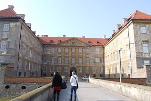 Oprava zámku si žiada milióny eur.