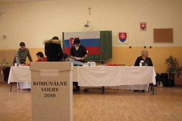 Ilustračný záber z posledných volieb.
