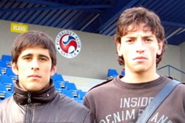 Dvojica Argentínčanov, ktorá posilní mužstvo.