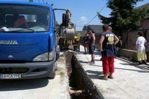 Rekonštrukcia potrubia majú dokončiť do dvoch rokov