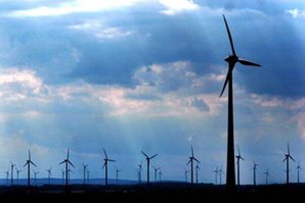 Pri Chropove by malo stáť päť veterných turbín