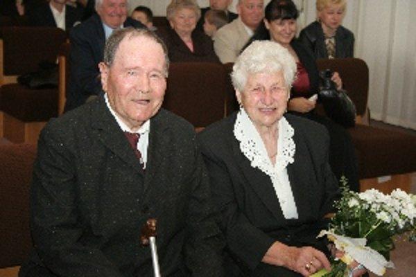 Manželia Osuský.