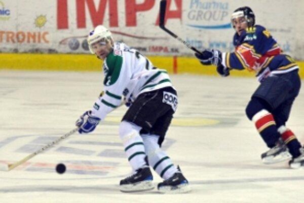Žigmund Pálffy (vľavo). Veľký kritik slovenského hokeja.