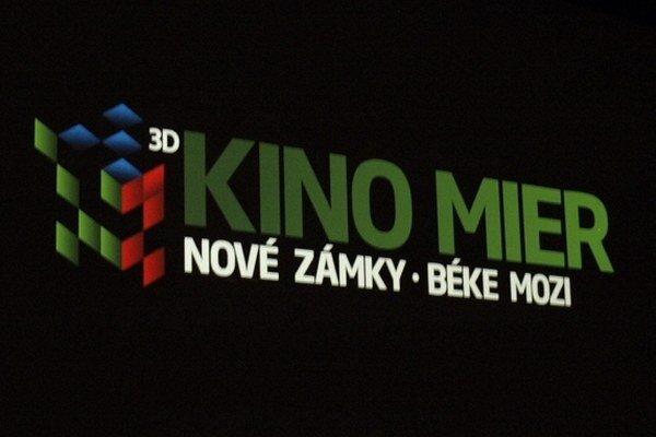 Na otvorení oficiálne predstavili nové logo kina.