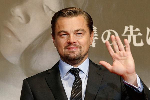 DiCaprio Oscara za najlepšieho herca získal minulý rok za drámu Revenant.