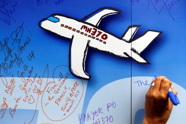 Let MH370 s 239 ľuďmi na palube sa stratil v marci 2014.