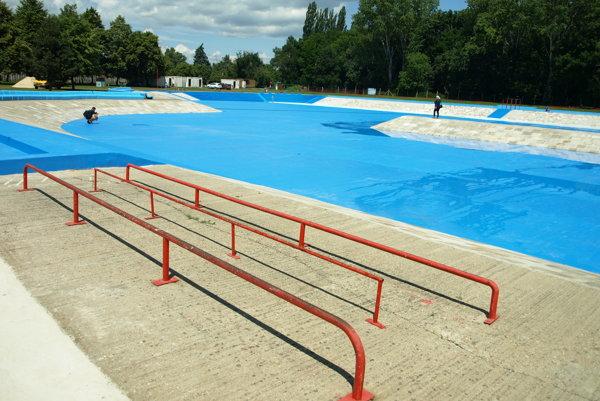 Bazén v Kamennom mlyne obnovili.