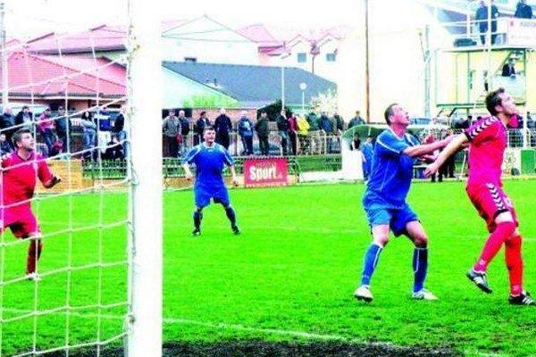 Ilustračné foto z predchádzajúceho zápasu FKM - Sereď, hraného v Nových Zámkoch.