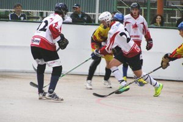 Fotografia zo súboja Z.Panáci- Oilers#38.
