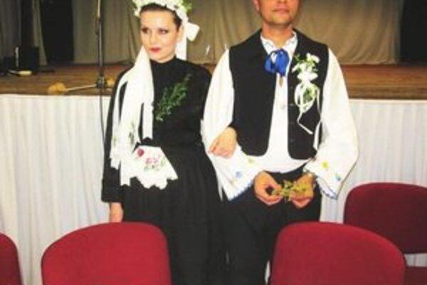 Tradičná svadba.