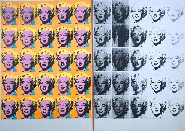 Andy Warhol: Marilyn Diptych, 1962